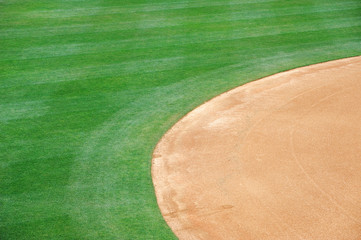 baseball playing field