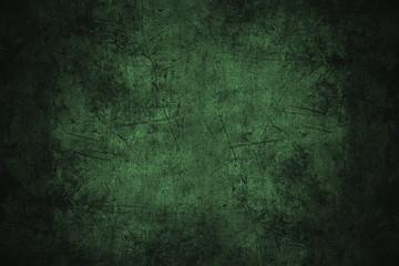 green scratched metal texture