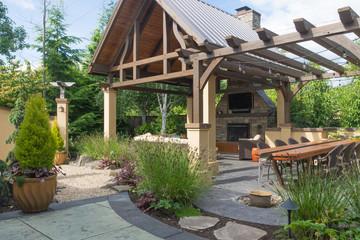 Backyard Terrace