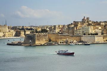 View of Senglea. Malta