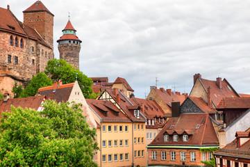 Wall Mural - Old Town in Nuremberg