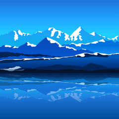 picture of mountain