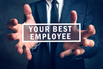 Keep your best employee