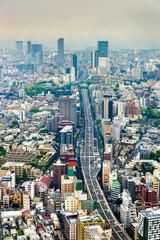 Shuto Expressway 3 in Tokyo, Japan