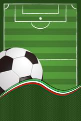 Fußball & Fußballfeld