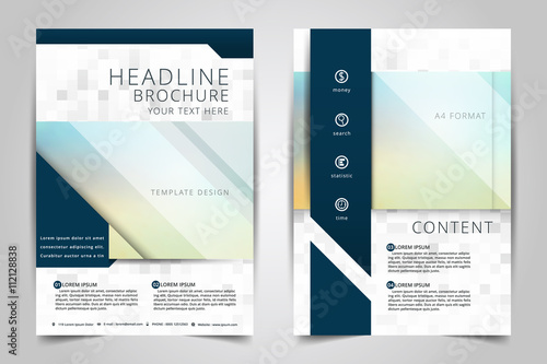 Brochure design brochure template brochure creative trend – Business Brochure Design