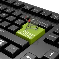 Shop online computer keyboad
