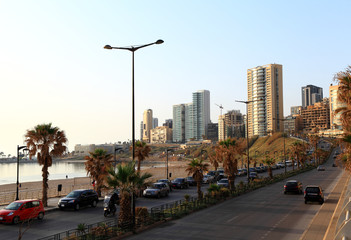Beirut, Life in the city