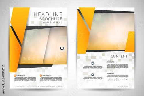 Brochure Design Brochure Template Brochure Creative Trend - Free creative brochure templates