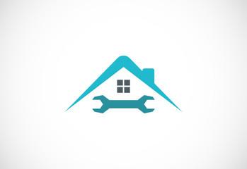 house maintenance logo