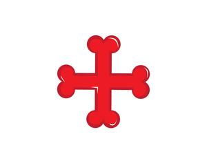 Modern Pet Logo - Pet Hospital Symbol