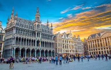 Grand-Place (Grote Markt), Bruxelles (Brussels), Belgique (Belgium)