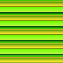 Абстрактный зеленый фон с полосами.
