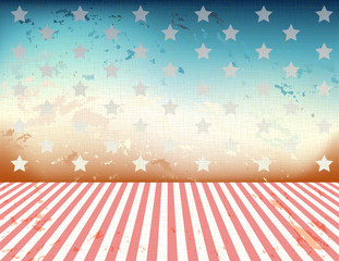 Old patriotic background