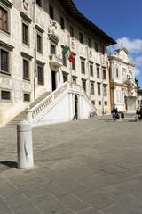 Pisa, Toscana, Italien, Städtereisen, Urlaub,Stadtansicht, Brücke, Markt,