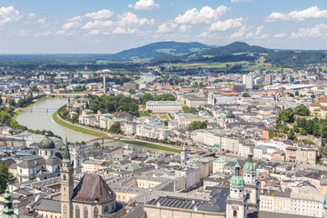 Historic Salzburg Austria