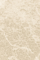 Textured marble background texture with light brownish tones