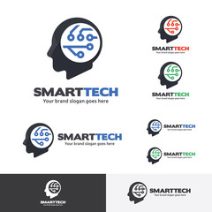 Smart Brain Technology Logo