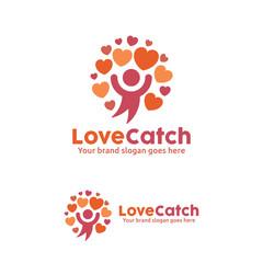 People Love Logo, Love Tree Icon