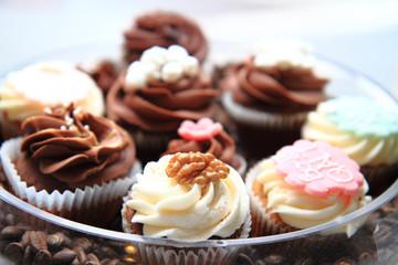 fresh chocolate desserts
