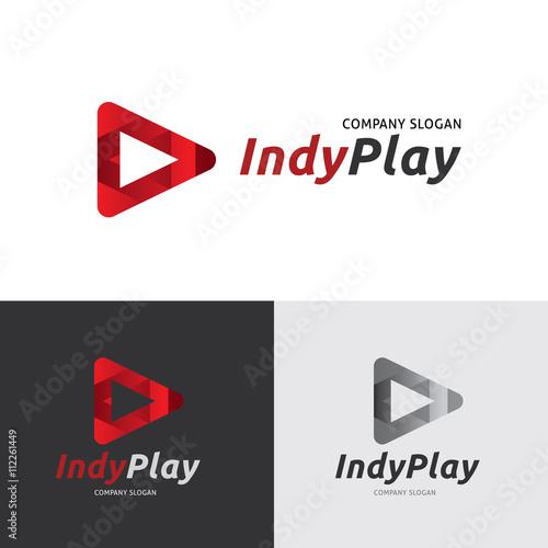 quotcreative logoplay logo media logo sound logo design