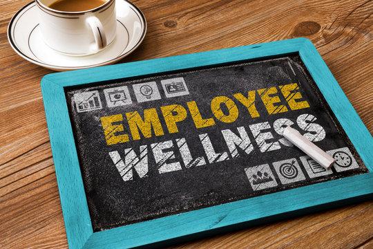 employee wellness concept