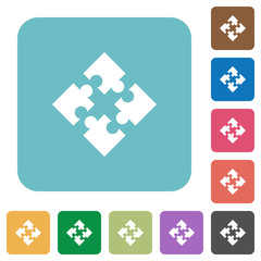 Flat modules icons