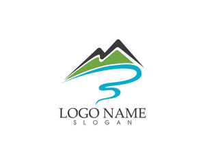 Mountain logo