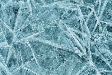 porous ice background