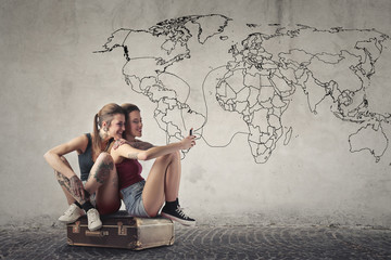 Traveling plans