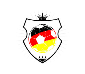 shield soccer germany