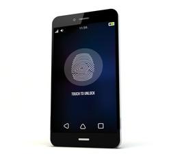 updating phone fingerprint