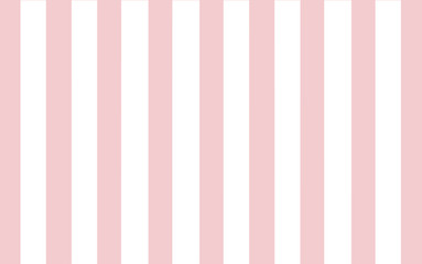 pink and white Stripe wallpaper backdrop Wall mural