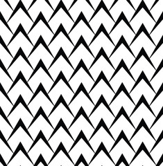 Geometric seamless pattern. Classic vector background