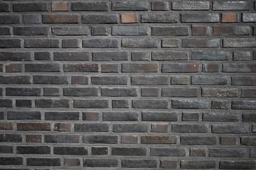 Fotobehang Graffiti Beautiful orange / grey retro stylish cool brick wall (wallpaper, background)