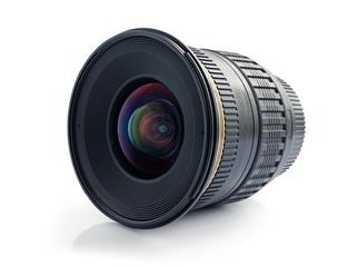 Wide-angle camera lense