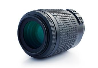 Telephoto zoom camera lense