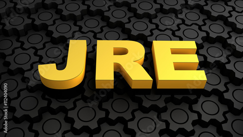 Jre Acronym Java Runtime Environment Stock Photo And Royalty Free
