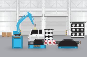 Robot_car_factory