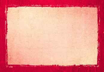 grunge background frame