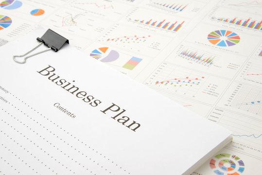 ビジネスプランとビジネスチャート