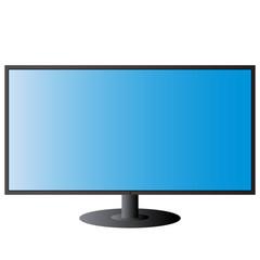 plasma TV blue screen