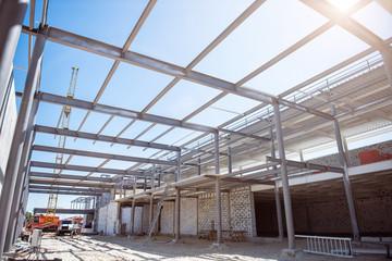 Modern building process