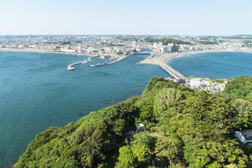 江ノ島からの風景(湘南エリア)