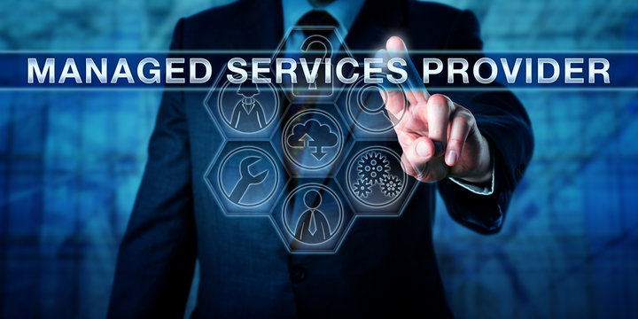 Broker Pressing MANAGED SERVICES PROVIDER