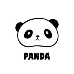 Head panda icon