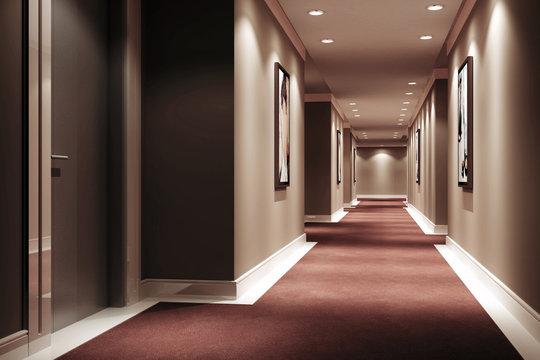 Hotel Walkway III