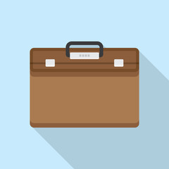 Briefcase vector illustration.