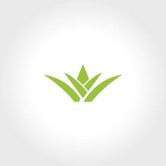 flower green logo