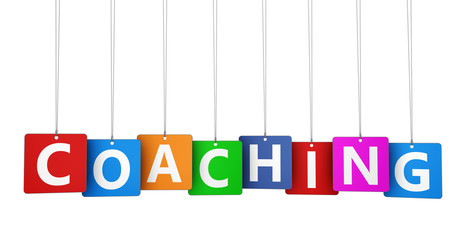 Coaching Sign On Paper Tags